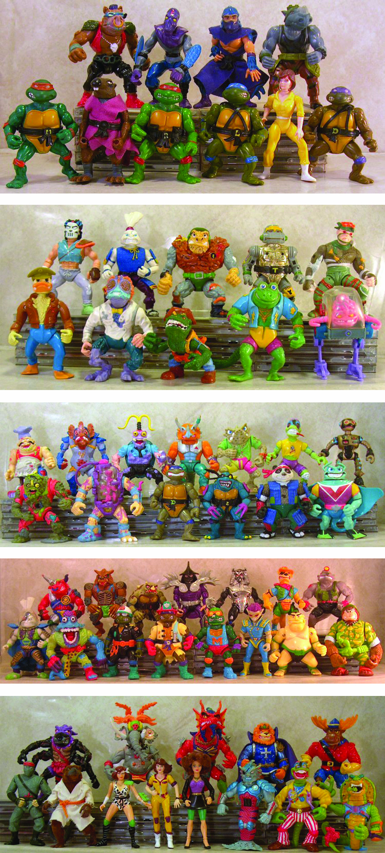 Ninja Turtles Toys : Teenage mutant ninja turtles