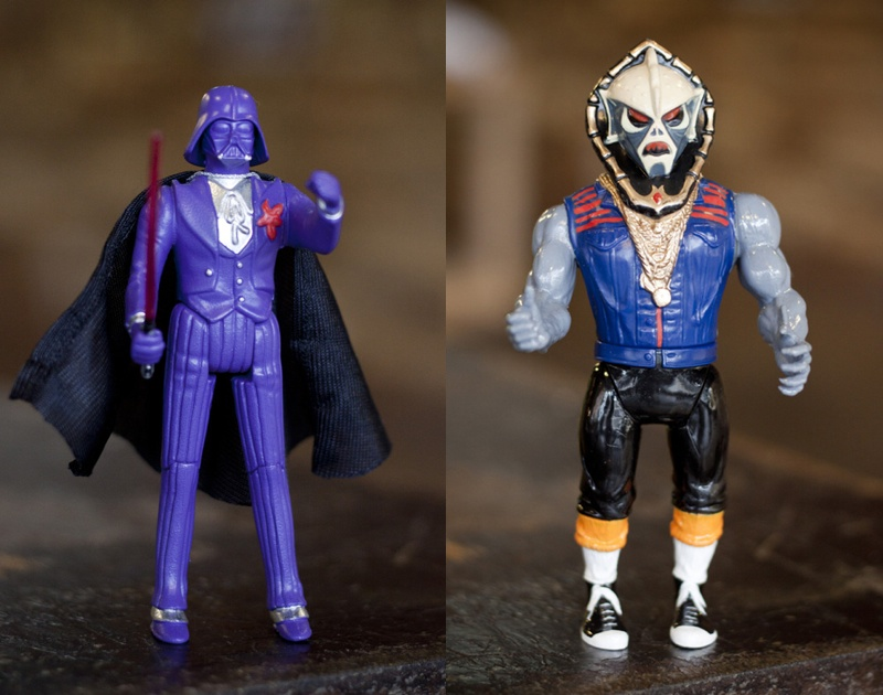 Man E News The Action Figure Customs Of Kaboom Toys