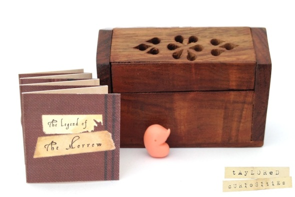 taylored curiosities morrow pink mini habitat world micro green pink brown incense box feather