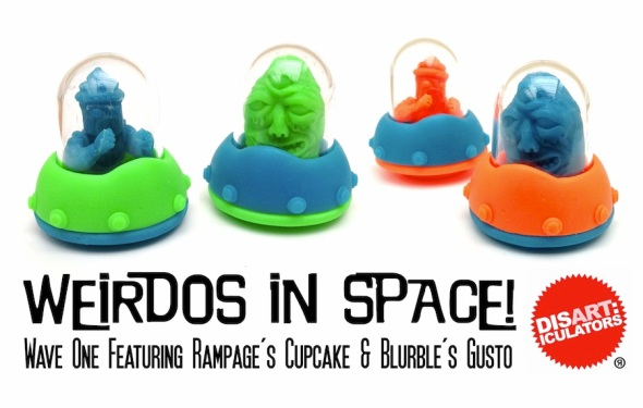 weirdos in space promo2