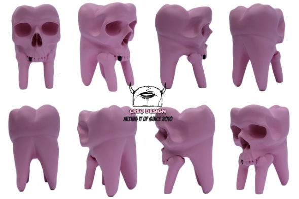pink tooth turnarounds