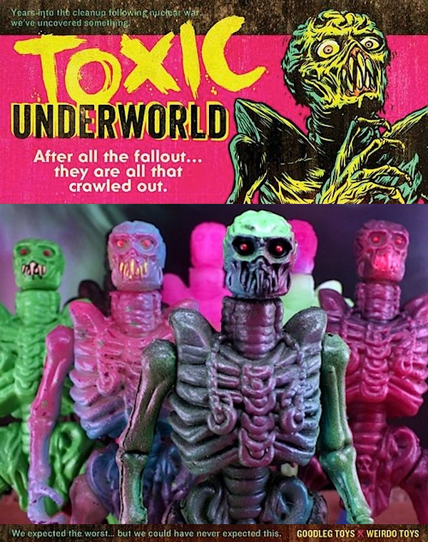 Bootleg Toys Blog Weirdo Toys Blog For Their