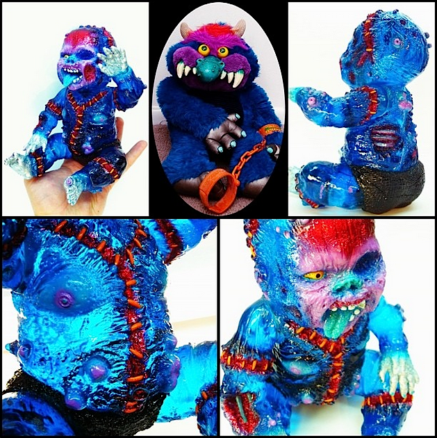 Man E News The Custom My Pet Monster Autopsy Baby From Topheroy