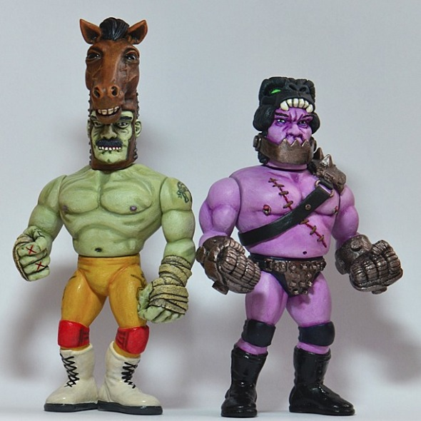 full reveal gory & bronco
