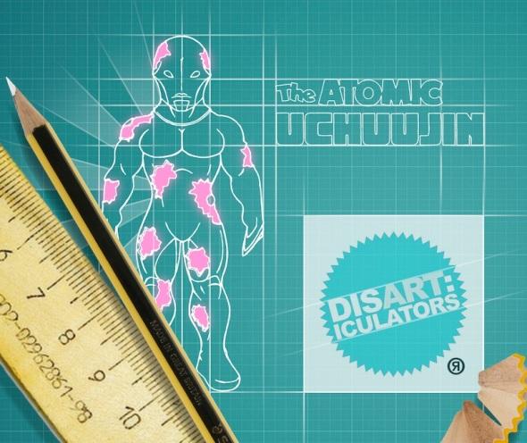 atomic blurprint toycon promo