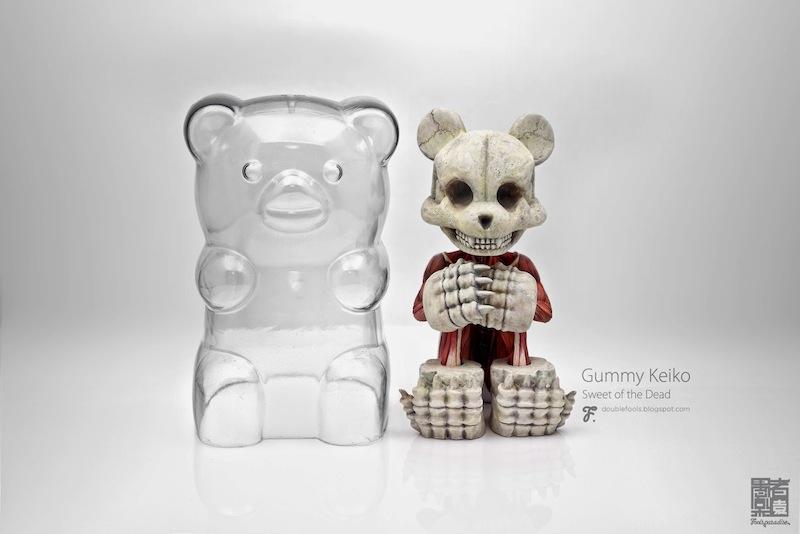Gummy Bear Toy