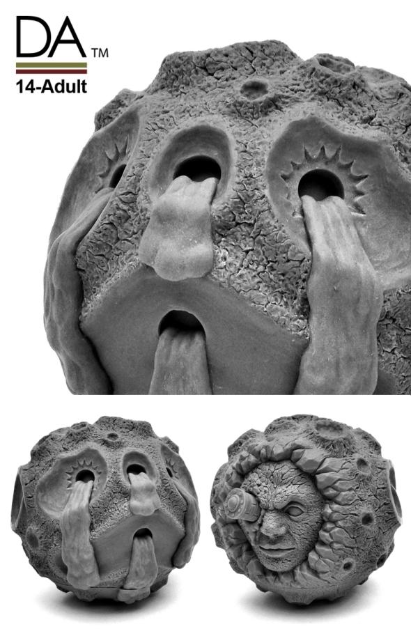 Sofubi: Le Voyage Dans La Lune