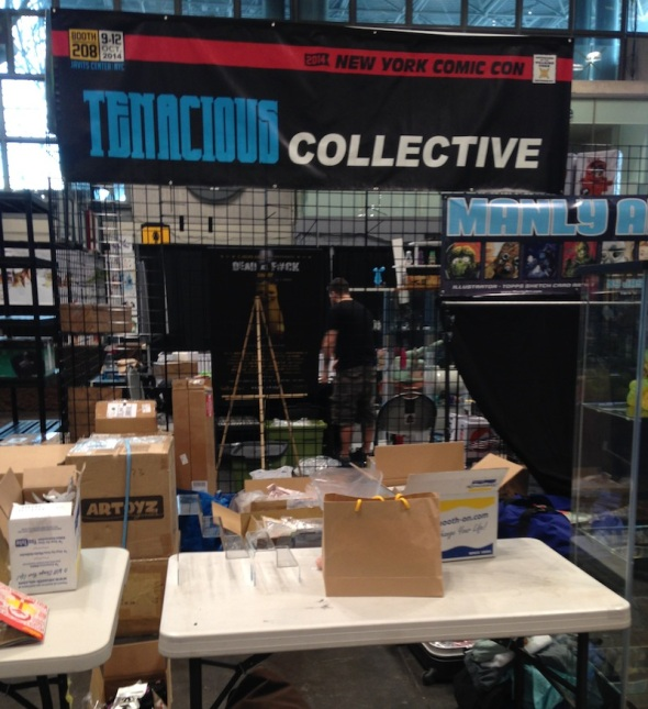 nycc booth
