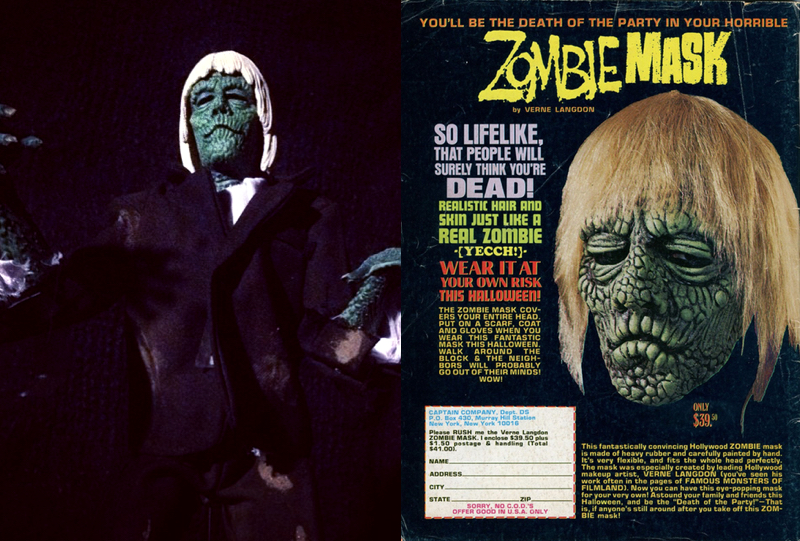 MAN-E-NEWS// The Verne Langdon 1972 Zombie action figure coming soon… |