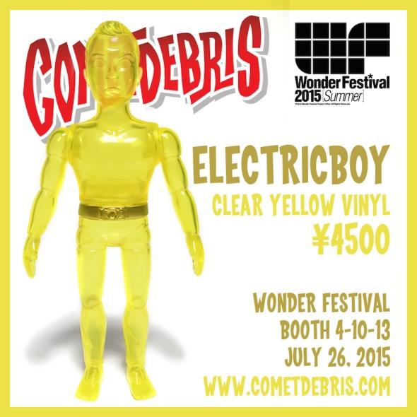 Wonderfestival Electricboy