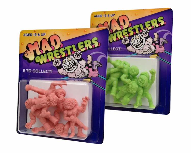 mad wrestler promo blog