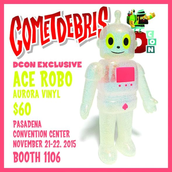 D Con Ace Robo