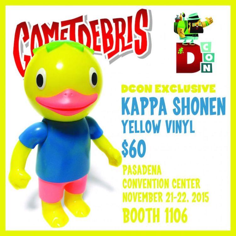 D Con Kappa Shonen