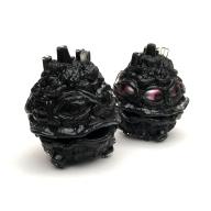 clear black smogballs