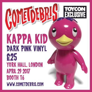 ToyCon Kappa Kid