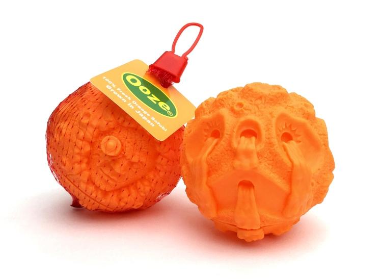 Oozeball orange 5 Points
